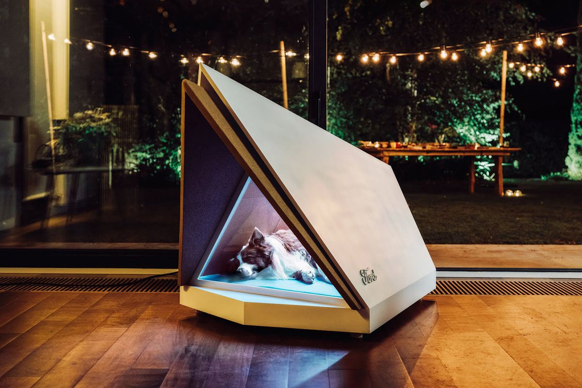 Its a Dog's World; Beautifully Crafted Dog Houses